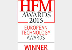 Success at the HFM European Technology Awards