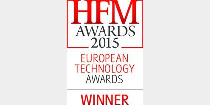 Success at the HFM European Technology Awards