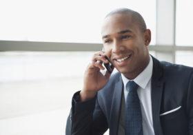 telecoms service provider