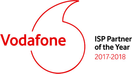 Vodafone ISP Partner of the Year 2017-2018
