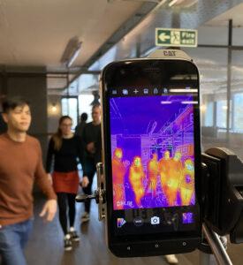 CAT S61 Thermal Imaging Smartphone